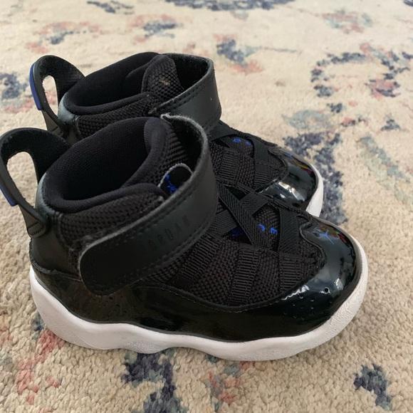 promo code 17533 05fdd Toddler Jordan 11 Space Jam